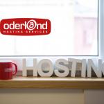 Oderland foto med logotyp