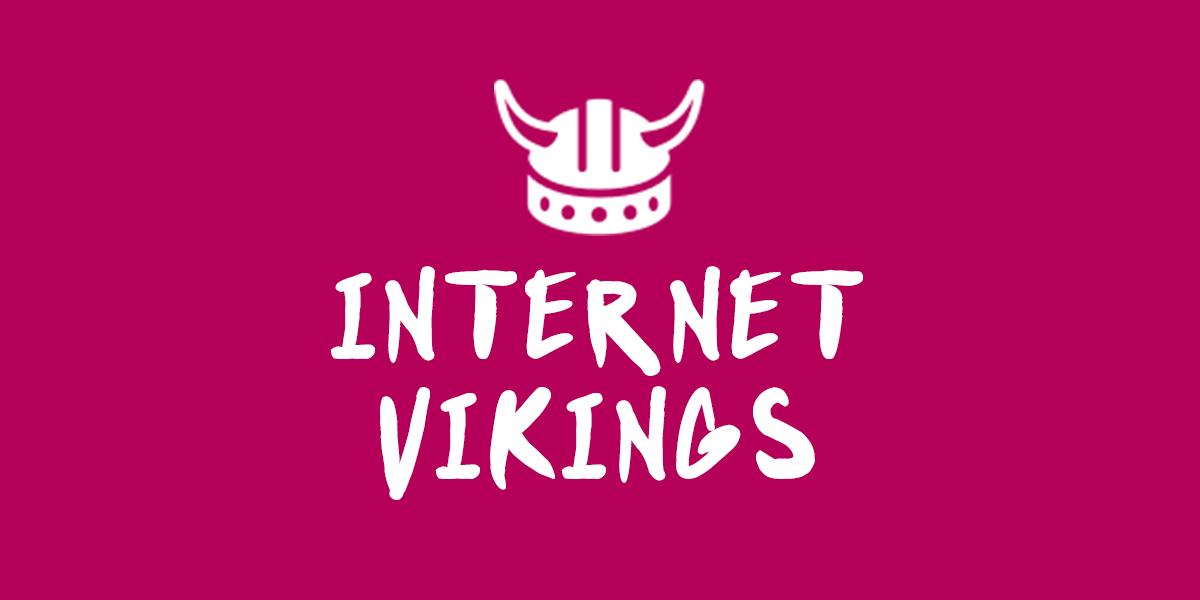 Banner for Internet Vikings